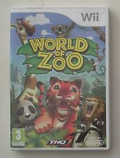 WORLD OF ZOO WII PAL