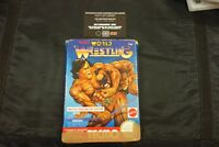 TECMO World Wrestling  NES 8 BIT ITALIANO PAL A