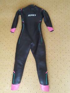 Zone 3 Agile Womens Triathlon Open Water l Wetsuit Size X Large Used Twice
