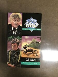 Doctor Who The Missing Adventures The Eye Of The Giant Christopher Bulis New