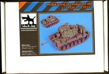 Blackdog Models 1/35 M48A3 TANK BIG ACCESSORIES SET Resin Set