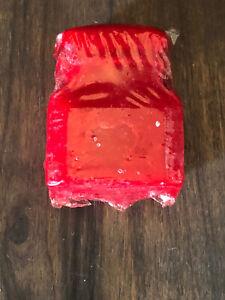 1- YANKEE CANDLE TART - RED VELVET - NO LABEL