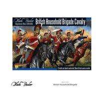 British Cavalry Household Brigade  Warlord Games Black Powder