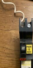 15 Amp Federal Pacific Gfci Stab Lok 15A Fpe Single Pole Breaker Tested