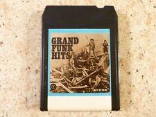 "Grand Funk Railroad ""Hits"" 8-Track Tape Tested Refurbished Loco-Motion Bad Time"