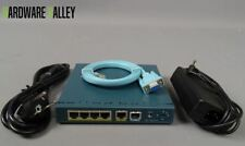 CISCO PIX-501-UL-BUN-K9 PIX 501-UL Bundle (Chassis,SW,Unlimited Users, 3DES/AES)