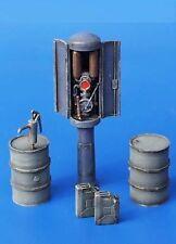 PLUS MODEL PETROL STATION WWII Scala 1:35 Cod.PL056