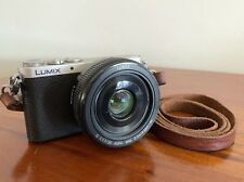 Panasonic LUMIX DMC-GM1 16.0MP Digital Camera & f1.7 Mark 2 - 20mm Pancake Lens