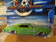 Hot Wheels 1964 Buick Riviera #157 Green