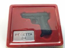 ARM022 BERETTA 34 MINIATURA NO REAL ESCALA 1/2,5