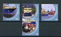 Tokelau 2016 MNH MV Mataliki 4v Set Boats Cargo Passenger Ships Stamps