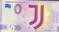 BILLET 0  EURO JUVENTUS FC TURIN   ITALIE  2021 NUMERO DIVERS