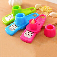Mini Garlic Press Crusher Squeezer Masher Kitchen Cooking Grinding Mill Gadgets