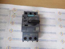 3RV2011-1JA15 MSP S00 7-10A AUX 1NO 1NC SCREW Siemens Circuit Breaker