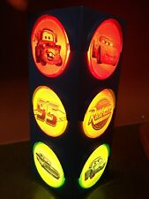 Disney Picar CARS Lamp - TRAFFIC LIGHT Cars Lamp - Kids Lighting