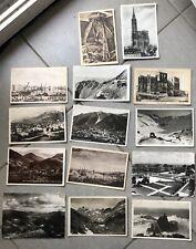 LOT 13 CPA CARTE POSTALE ANCIENNE FRANCE MARSEILLE PARIS FRENCH ANTIQUE postcard