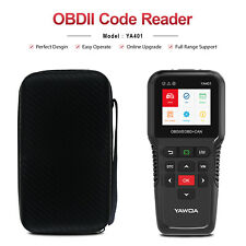 Automotive OBDII OBD2 Scanner Code Reader Car Check Engine Fault Diagnostic Tool