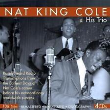 Rare Radio Transcriptions von Nat King & His Trio Cole (2014)