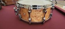 "Tama Starphonic Maple Mappa Burl 6x14"" Snare Drum"
