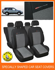 Specially shaped seat covers for Honda CRV  2001 - 2007  full set