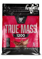 BSN Truemass 1200 4.8kg , Weight Gainer for CLEAN MASS & SIZE!