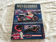 Motorcourse, 1995-1996 by Michael Scott (1996, Hardcover, Annual)