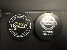 Erie Otters Puck 17/18 Official Game Puck 2017 Ohl Champions