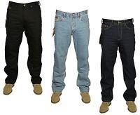 FARAH MENS BNWT DENIM JEANS STRAIGHT LEG LATEST FASHION CASUAL WEAR 3 COLOURS