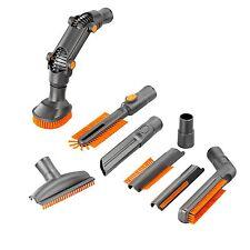 VonHaus Universal 8 Piece Vacuum Cleaner Accessory Attachment Tool Brush Kit