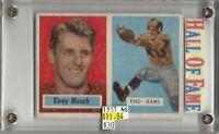 Elroy 'CrazyLegs' Hirsch Los Angeles Rams HOF-1968  1957 Topps #46  BV$30