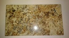 Granite Cheeseboard with flat Edge, 8.5x 15.5 inches