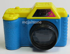 LOOSE McDonald's 1992 Mystery Lost Arches MAGIC LENS CAMERA Multi Image Toy