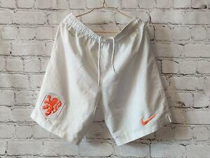 Football shorts soccer FC Netherlands Holland Home 2014/2015 Nike jersey Kids M