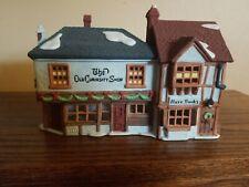 Dept 56 Dickens Village Series #5905-6 The Old Curiosity Shop Heritage Village