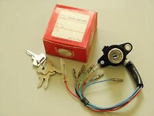 NOS Genuine Honda Cub C70 MK2 C50 Z C90 Z Deluxe C70Z Key Ignition Switch 8 wire