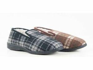 B0730 Herren -Damen Hausschuhe Pantoffeln Schlappen Schuhe Gästeschuhe Gr. 41-45