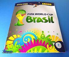 PANINI WM 2014 WC Brazil - Leeralbum Platinum Edition Schweiz Neu/Megarar