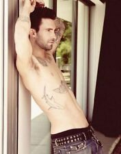 ADAM LEVINE - MAROON 5 8X10 GLOSSY PHOTO PICTURE IMAGE #2