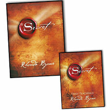 Rhonda Byrne The Secret 2 Books Collection Pack Set Daily Teachings Hardback NEW