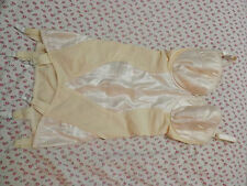 What Katie Did Glamour Shape Wear Vintage Peach Corselette 34E.New Photos added.