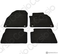 Saab 9-3 2003 to 2014 Tailored Carpet Car Floor Mats Black 4pc Set
