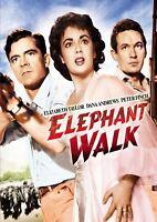 Elephant Walk - DVD - 1954  Elizabeth Taylor, Dana Andrews, Peter Finch