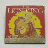 Disney DS - Countdown to the Millennium Series #24 The Lion King Pin