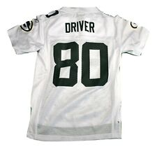 Reebok NFL Green Bay Packers Donald Driver Youth Football Jersey NWT S