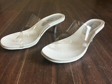 Chinese Laundry Petra White 2 Inch Heels