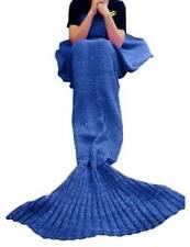 Mantas de acrílico color principal azul