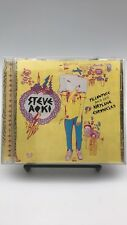 Steve Aoki Pillowface and His Airplane Chronicles CD