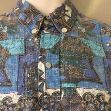 Campia Moda Short Sleeve Rayon Casual Shirts for Men