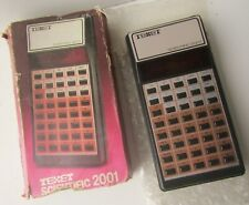 Vintage Texet Scientific 2001 Calculator