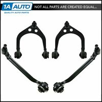 Front Upper & Lower Forward Control Arm Kit Set of 4 for 300 Charger Magnum RWD